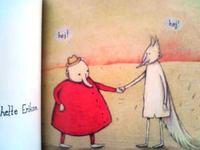 スウェーデン語絵本 Anna Hoglund / Forst var det morkt...はじまりは暗い闇