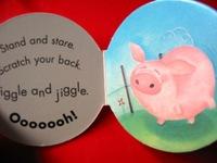 英語絵本 Penny Little & Mary McQuillan / Piggie