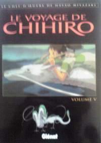 仏語アニメコミック Hayao Miyazaki / Le voyage de Chihiro『千と千尋の神隠し』第5巻