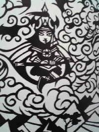 日本語版絵本 野中 惠子 & トゥルブラム・サンダグドルジ『光の子ゲセル—モンゴルの伝説』