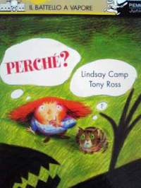 イタリア語絵本 Lindsay Camp & Tony Ross / Perche?