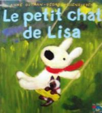 フランス語絵本 Anne Gutman & Georg Hallensleben / Le petit chat de Lisa 23 『リサこねこをかう』