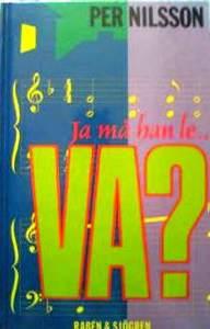 スウェーデン語児童文学書 Per Nilsson / Ja ma han le...VA?