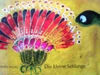 ドイツ語絵本 Edda Reinl / Die kleine Schlange