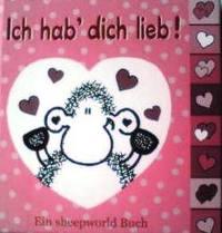 ドイツ語絵本 Steff (Stefanie Roelz) / Ich hab' dich lieb!