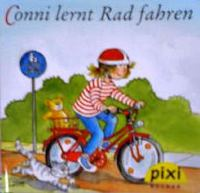 ドイツ語絵本 Liane Schneider & Eva Wenzel-Burger / Conni lernt Rad fahren