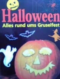ドイツ語 知識絵本 Halloween - Alles rund ums Gruselfest -2