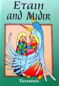 イギリスの英語絵本 IRISH LEGENDS Heather McKay / Etain and Midir
