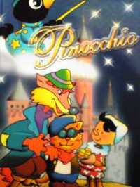イタリア語絵本 Raffaella Zardoni / Pinocchio 『ピノッキオ』