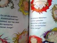 ドイツ語絵本 Ingrid Uebe & Silke voigt / Timmi in der Hexenschule [翻訳=8] -s