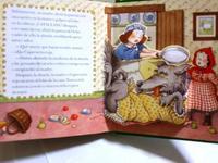 赤ずきんちゃん スペイン語版ポップアップ絵本 Jonathan Langley / Caperucita roja