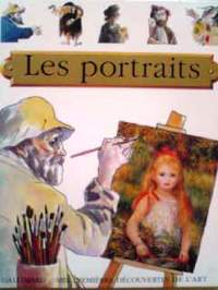 フランス語絵本 Tony Ross / Les Portraits