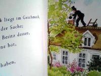 ドイツ語絵本 Goethe, Storm他& Anne Grenadine / Das kleine Buch Viel Glueck