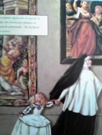 スペイン語絵本 Jane Johnson / la princesa y el pintor [翻訳=25] -1