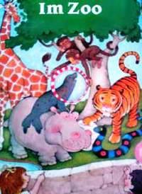 ドイツ語絵本 Jerry Smath / Im Zoo