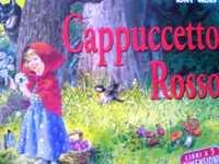 イタリア語ポップアップ絵本 Tony Wolf / Cappuccetto rosso 赤ずきん