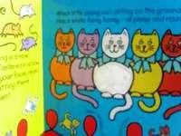 イギリスの英語絵本 Geraldine Taylor and Jillian Harker, Nick Sharratt / Twinkle, Twinkle, little star