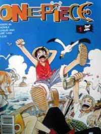 イタリア語版マンガ Eiichiro Oda / ONE PIECE 1 尾田栄一郎『ONE PIECE(ワンピース)』第1巻