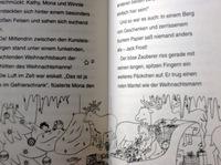 児童文学書レインボーマジック『クリスマスの妖精ホリー』のドイツ語版 Daisy Meadows / Die fabelhaften Zauberfeen ; Die drei magischen Geschenke