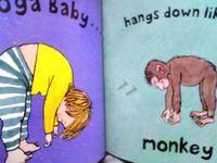 イギリスの英語絵本 Rebecca Whitford, Martina Selway / Little Yoga : A Toddler's First Book of Yoga