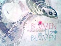 ドイツ語絵本 Silvius, Edda Reinl / Blumen Eisblumen