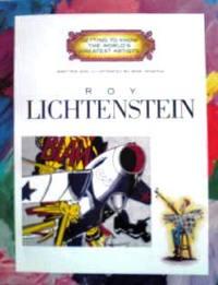 英語の美術絵本 Mike Venezia / Roy Lichtenstein -a