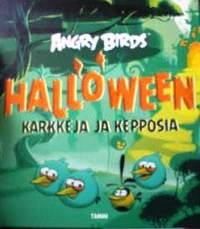 フィンランド語絵本 Angry Birds ; HALLOWEEN Karkkeja ja kepposia「アングリーバード」