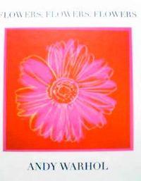 英語の美術絵本 Andy Warhol / FLOWERS, FLOWERS, FLOWERS -as