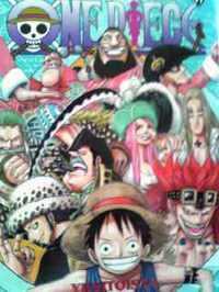 フィンランド語版マンガ Eiichiro Oda / ONE PIECE 51 尾田栄一郎『ONE PIECE(ワンピース)』 第51巻