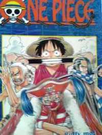 スウェーデン語版マンガ Eiichiro Oda / ONE PIECE 2 尾田栄一郎『ONE PIECE(ワンピース)』 第2巻