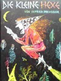 ドイツ語児童文学書 Otfried Preussler / Die kleine Hexe『小さい魔女』