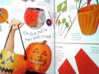 英語 知識絵本(ハロウィーン) Jane Bull / The Halloween Book -a