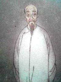 中国の絵本(日本語)『石の取り調べをする鄭板橋』 -1/2