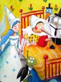 イタリア語絵本 Carlo Collodi, Roberto Piumini & Lucia Salemi / Pinocchio [翻訳=25] -s
