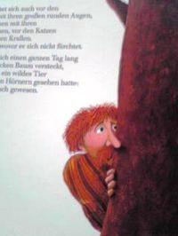 ドイツ語絵本 Annegert Fuchshuber / Riesen Geschichte + Mause Maerchen『友だちのほしかった大おとこの話+友だちのほしかったネズミの話 出会いの絵本』 [翻訳=17] -s