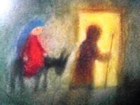 ドイツ語絵本 Masahiro Kasuya / Vor langer Zeit in Bethlehem 『くりすます』