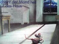 ドイツ語絵本 Hans Poppel & Ilona Bodden / Scheint der Mond hell auf das Haus [翻訳=3]