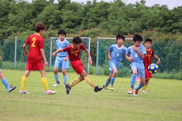 名古屋ジュニアサッカーチームレッドスターチ 活動日記