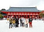 2014年11月15日(土)-16日(日)京都旅行①【メンバー主催企画】