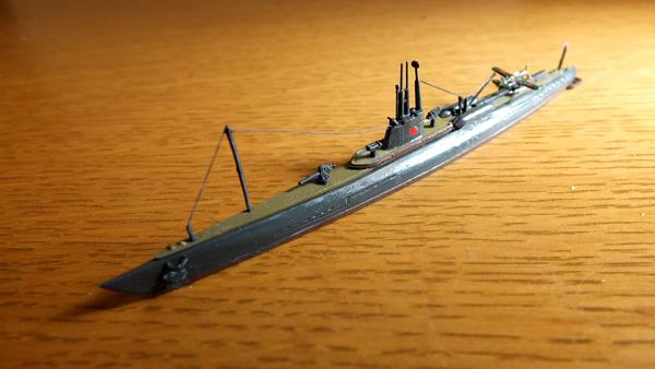 わたしのジオラマ 伊-6潜水艦
