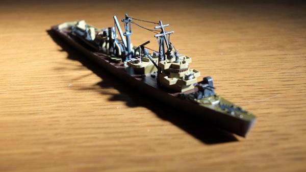 わたしのジオラマ 一等輸送艦