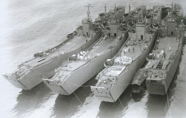 わたしのジオラマ 二等輸送艦